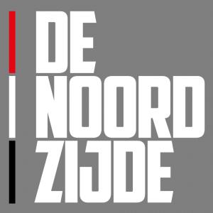 Logo van De Noordzijde supportersclub. Klik op het logo om naar de website te gaan.