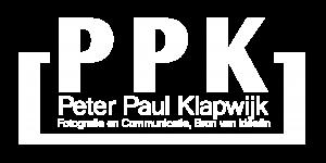 Logo van Peter Paul Klapwijk fotografie en communicatie. Klik op het logo om naar Instagram van Peter Paul Klapwijk te gaan.